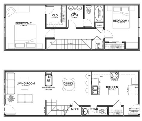 home unit design plans 25 best ideas about narrow house plans on pinterest
