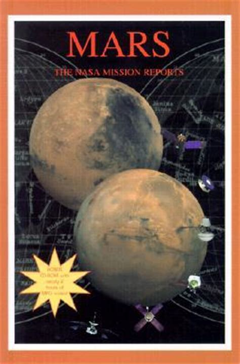 robert mars futurelics past is present books mars the nasa mission reports volume 1 apogee books
