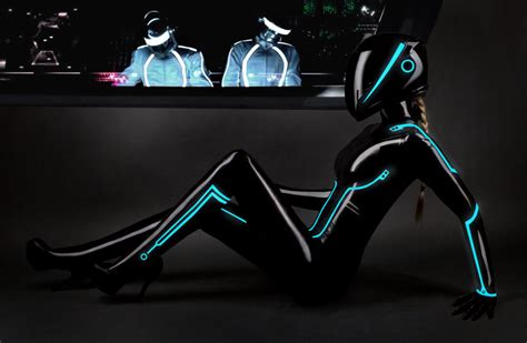 tron legacy by kayladavion on deviantart