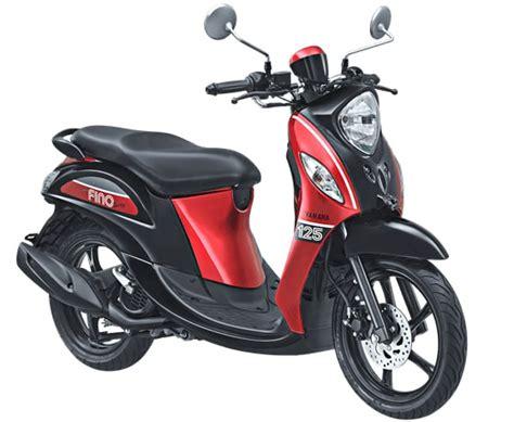 Yamaha New Fino 125 Sporty yamaha fino 125 sporty black