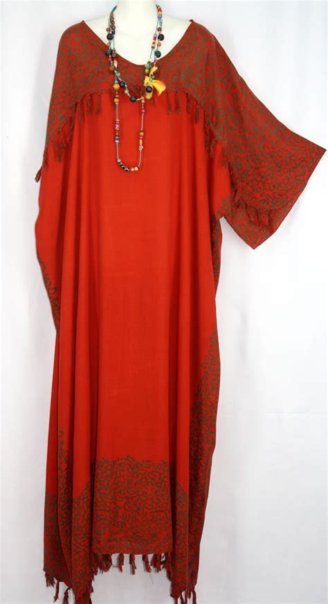 Akasia Batik Abstract Dress Bt57 new abstract batik hippie kaftan caftan dress plus