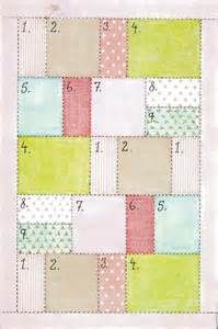 Patchwork Patterns For Beginners - quilt i don t sew but seeing some of the pretty things