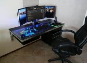 cool computer desks need suggestions for a fun or practical computer desk