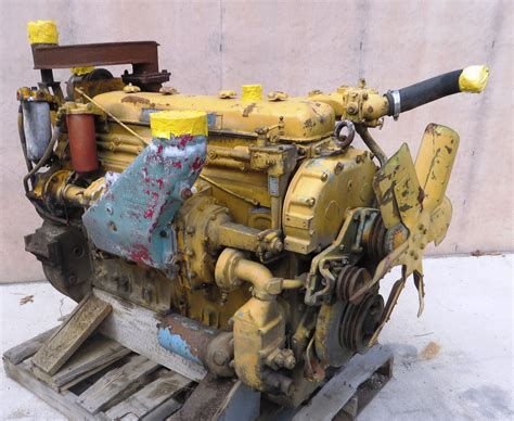 Get Your Motor Running In Detroit At The American International Auto Show by Detroit Diesel Dt 6 71 Engine Running Esn 6a246215
