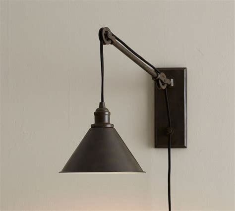 Sconce Lighting With Cord Wall Lights 10 Decorative Sconce With Cord Ideas In
