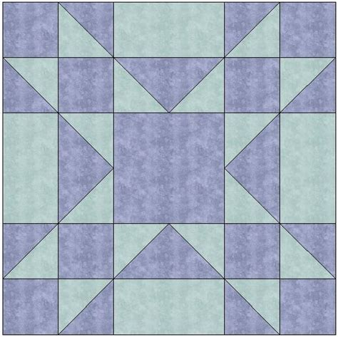 Traditional Quilt Block Patterns by Amish Traditional Quilt Block By Feverishquilter