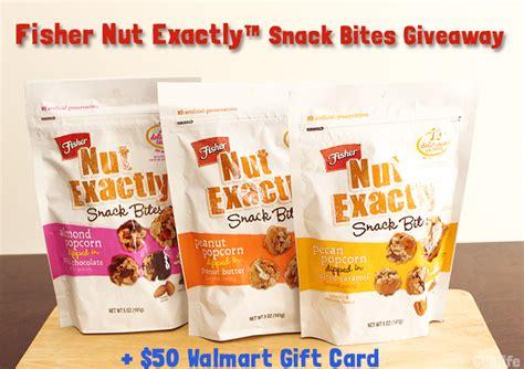 Fisher Nuts Giveaway - after school snack fisher nut exactly snack bites gublife