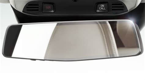 homelink rear view mirror  anti dazzle compass