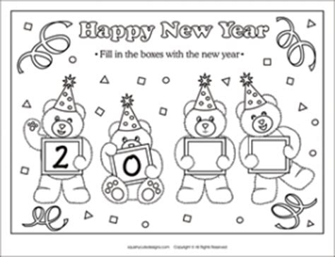 christian coloring pages for new years coloriages bonne ann 233 e