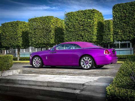 roll royce pink rolls royce dawn matches michael fux s pink 720s