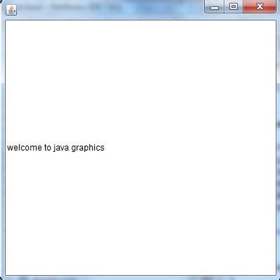 design frame java awt in java gui core java tutorial studytonight