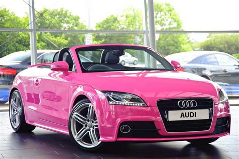 kereta audi adieyza kereta pink jadi idaman