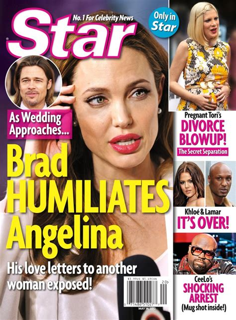 reading celebrity gossip magazines november 2014 the authenticity of media