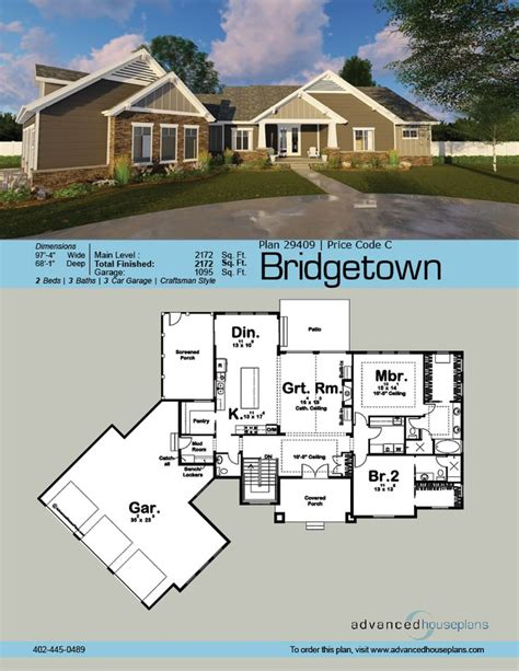 angled garage home plan 89830ah 1st floor master suite 82 best images about ahp 1 story house plans on