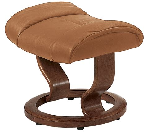 ekornes stressless ottoman stressless leather recliner chair ottoman by ekornes