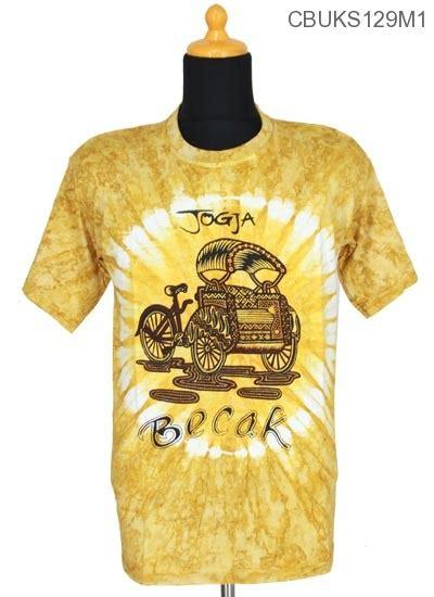 Kaos Yogyakarta kaos batik pekalongan motif jogjakarta kaos murah