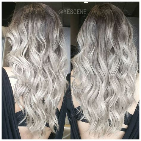 ash blonde to blend grey best 20 medium ash blonde ideas on pinterest dark
