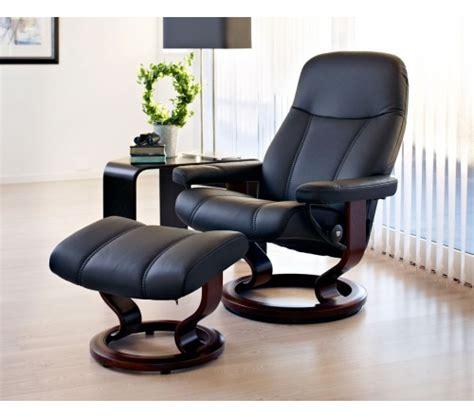 stressless consul small recliner ottoman