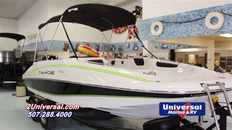 tahoe boats mn 2017 tahoe 1950 for sale rochester mn youtube