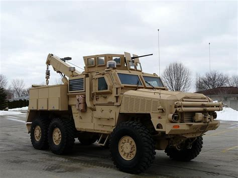 armored military 6x6 armored tow vehicle if i had one of these i would