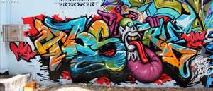 graffiti o