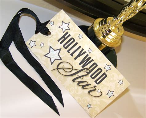 Printable Hollywood Decorations | bnute productions printable hollywood glamour party