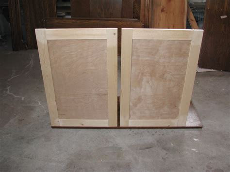 how to make cabinet doors from plywood cabinets design ideas