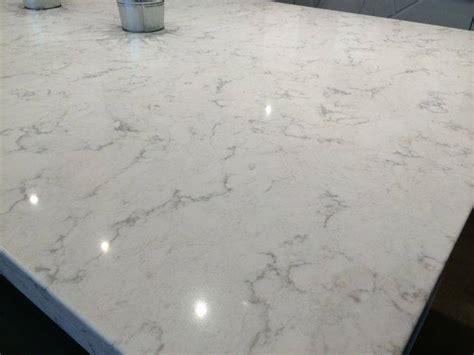 rococo quartz lg viatera quartz surfaces rococo kitchen island zoom fm