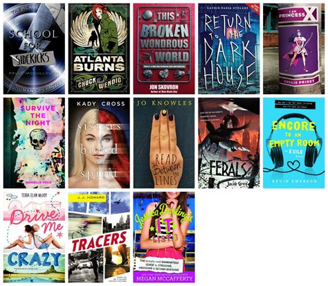 Talker 25 2 Invisible Monsters reads ya makes the bookish rounds 62