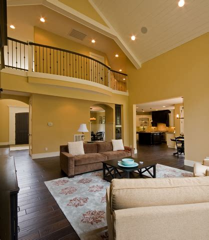 Cathedral Ceiling Lighting: Architectural Detail and Design Challenges Home Lighting Tips