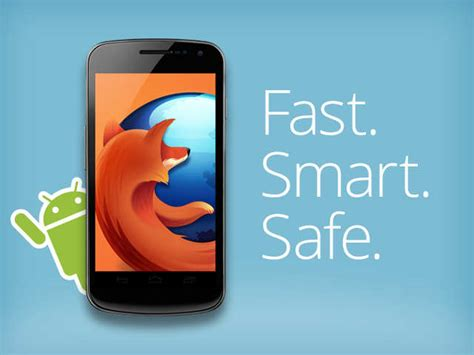 mozilla for mobile how to boost mozilla mobile browser