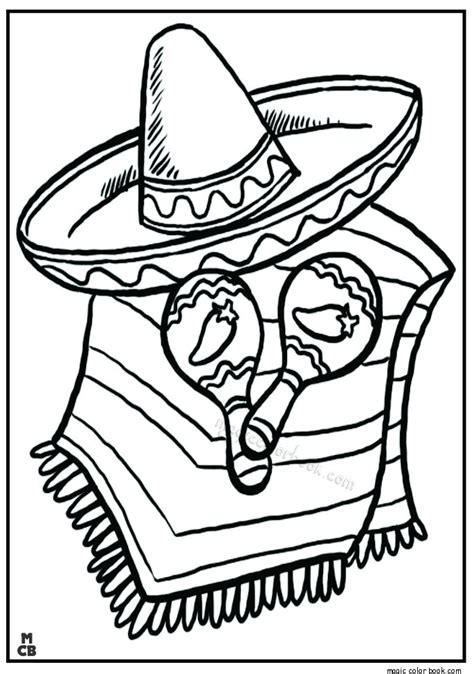 coloring pages online to color mexico coloring pages free online