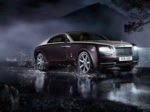 Rolls Royce Rafe Wraith