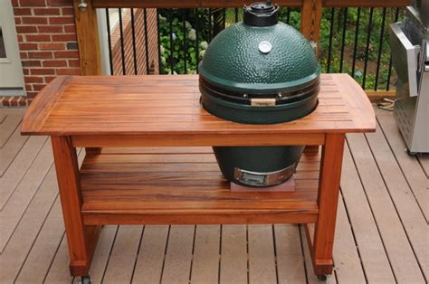 big green egg table plans ideas build diy big green egg table plans ideas plans wooden