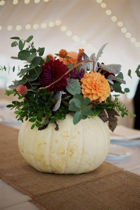 pumpkin wedding centerpieces 17 best ideas about white pumpkin centerpieces on pumpkin centerpieces white