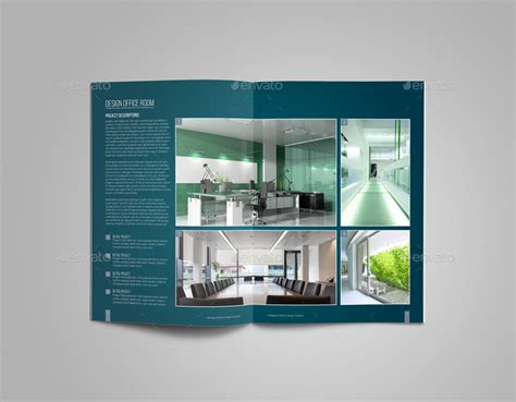 interior design portfolio template by habageud graphicriver