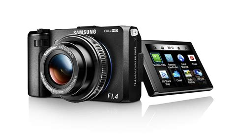 Kamera Fujifilm Ex1 tr 229 dl 248 s og lyssterk kompakt lyd bilde
