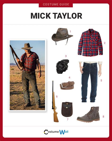 Dress Mick dress like mick wolf creek