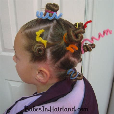 crazy hair day hairstyle hairstyles for girls crazy hair day styles babes in hairland