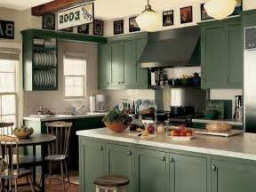 dark green kitchen cabinets photos of colored kitchen cabinets