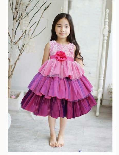 Baju Dress Stylish 18 model baju anak desain modis dan stylish info fashion