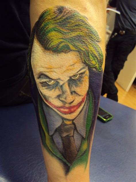 joker tattoo deviantart joker tattoo by crowcnil on deviantart
