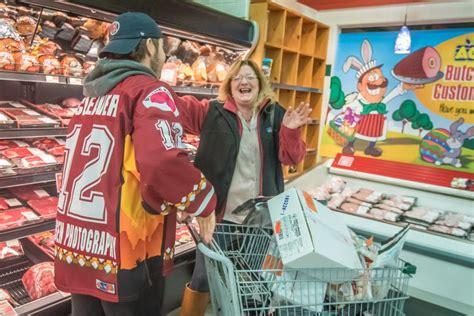 Ag Foods Great Grocery Giveaway - no tofu for ag foods shopping spree winner cathy portmann who sends coyote austin