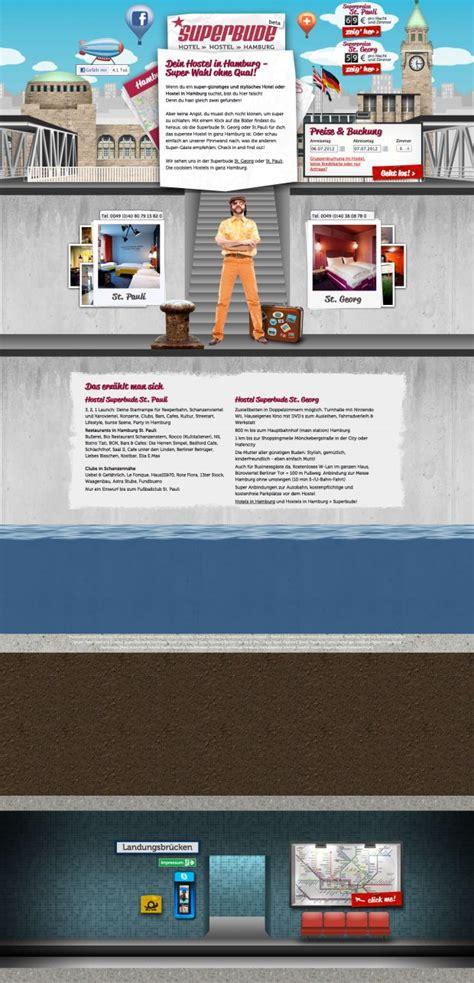 web design inspiration for independent hotels superbude webdesign inspiration www niceoneilike com