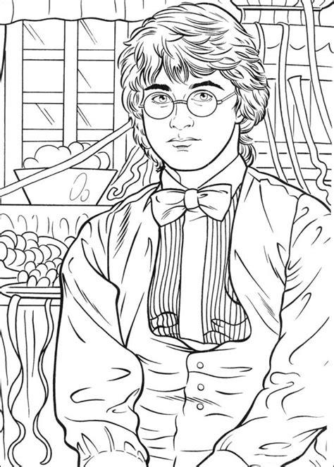 Coloriages à imprimer : Harry Potter, numéro : 387883