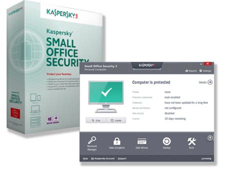 Kaspersky Small Office Security by Kaspersky Small Office Security Avdefender