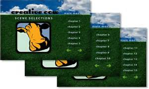 Free Adobe Encore Menu Templates by Adobe Encore 2 0 Reviewed Adobe Encore Dvd