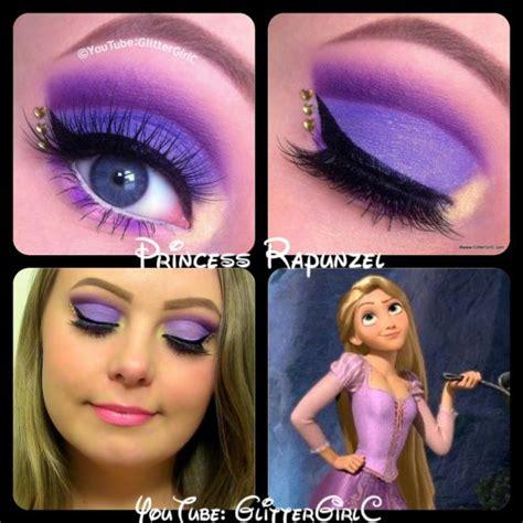 rapunzel disney collaborazione makeup tutorial 17 best images about maquillaje de fantasia on