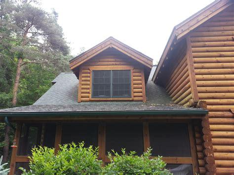 Log Home Maintenance by Log Home Maintenance Midwest Log Home Services