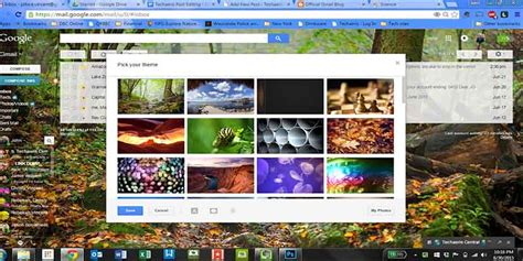 themes gmail 2015 google adding new themes and emojis to gmail